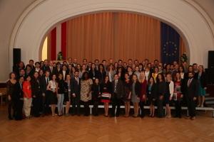 Young Forum Gastein Scholars 2014
